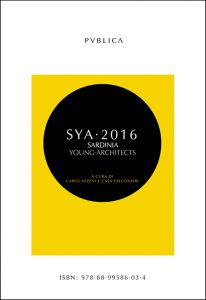 Book Cover: SYA 2016. Sardinia Young Architects